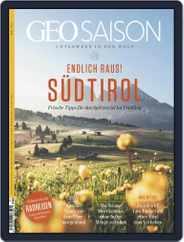 GEO Saison Magazine (Digital) Subscription May 1st, 2021 Issue
