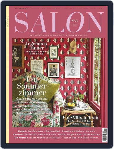 Salon Magazine (Digital) June 1st, 2021 Issue Cover