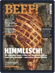 BEEF Magazine (Digital) Subscription November 1st, 2020 Issue