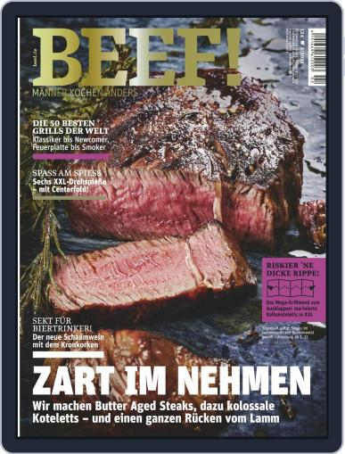 BEEF Magazine (Digital) February 1st, 2021 Issue Cover