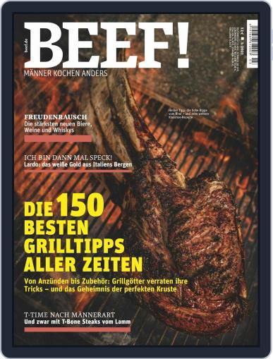 BEEF Magazine (Digital) May 1st, 2021 Issue Cover