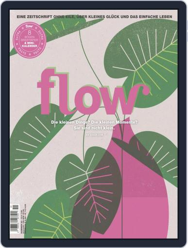 Flow Magazine (Digital) January 1st, 2021 Issue Cover