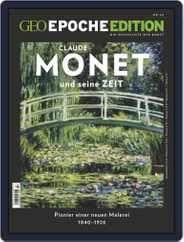 GEO Epoche Edition Magazine (Digital) Subscription September 1st, 2020 Issue