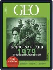 GEO Magazine (Digital) Subscription November 1st, 2021 Issue