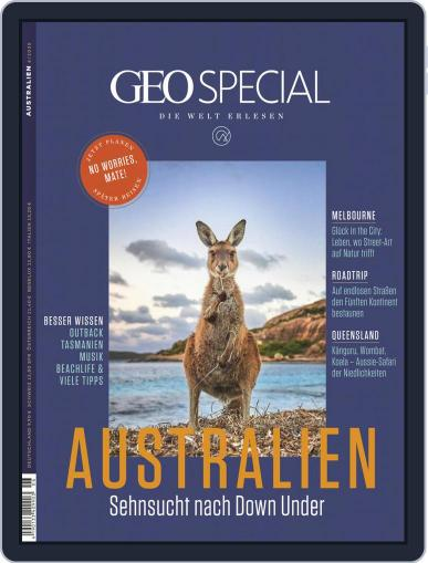 Geo Special Magazine (Digital) November 1st, 2020 Issue Cover