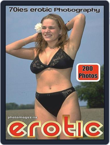 Erotics From The 70s Adult Photo Magazine (Digital) October 12th, 2020 Issue Cover