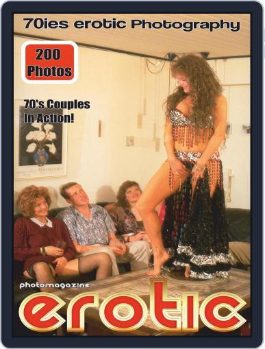 Erotics From The 70s Adult Photo Magazine (Digital) April 15th, 2021 Issue Cover