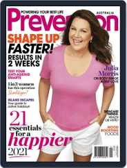 Prevention Magazine Australia Magazine (Digital) Subscription February 1st, 2021 Issue