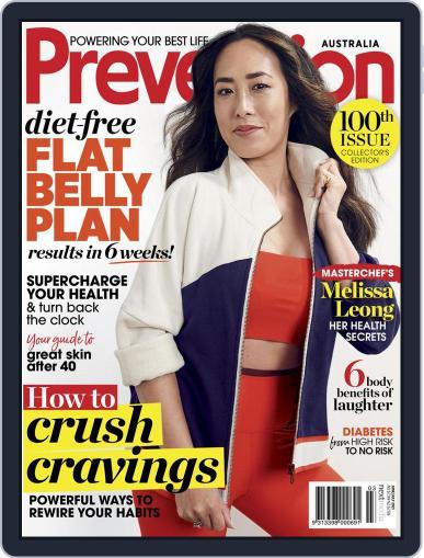 Prevention Magazine Australia Magazine (Digital) June 1st, 2021 Issue Cover