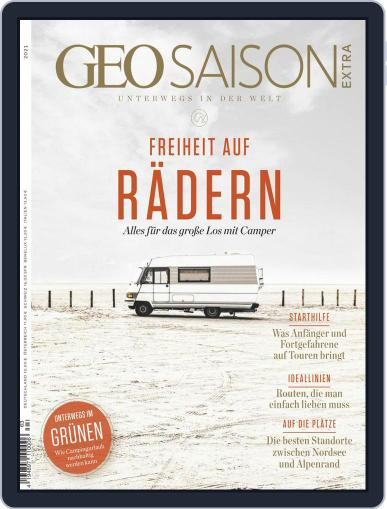 GEO Saison Extra (Digital) April 1st, 2021 Issue Cover