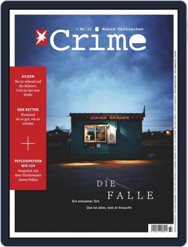 stern Crime Magazine (Digital) August 1st, 2020 Issue Cover
