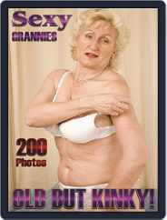Sexy Grannies Adult Photo Magazine (Digital) Subscription January 23rd, 2021 Issue