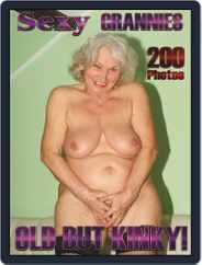 Sexy Grannies Adult Photo Magazine (Digital) Subscription July 23rd, 2021 Issue