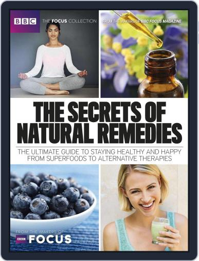 The Secrets of Natural Remedies January 1st, 2017 Digital Back Issue Cover