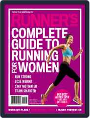 Runner's World Women's Guide to Running Magazine (Digital) Subscription January 1st, 2017 Issue