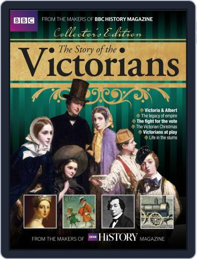 The Story of the Victorians February 13th, 2020 Digital Back Issue Cover