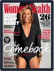 Women's Health Australia Magazine (Digital) Subscription March 1st, 2021 Issue