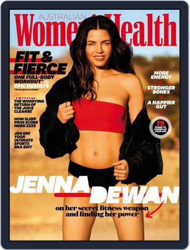Women's Health Australia Magazine (Digital) November 1st, 2021 Issue Cover