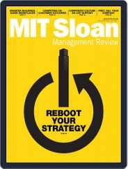 MIT Sloan Management Review Magazine (Digital) Subscription August 1st, 2020 Issue