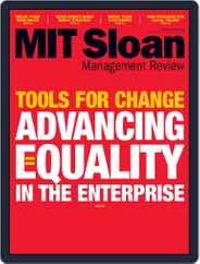 MIT Sloan Management Review Magazine (Digital) Subscription June 3rd, 2021 Issue