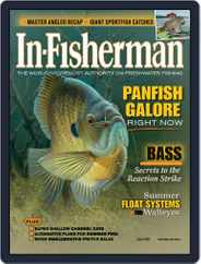 In-Fisherman Magazine (Digital) Subscription July 1st, 2021 Issue