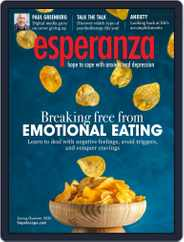 esperanza Magazine for Anxiety & Depression Magazine (Digital) Subscription August 1st, 2020 Issue