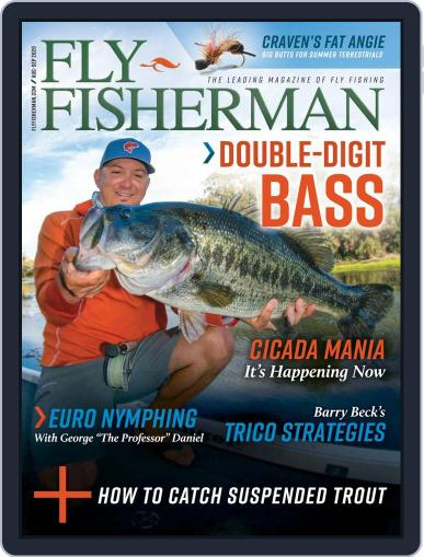 Fly Fisherman Magazine (Digital) August 1st, 2020 Issue Cover