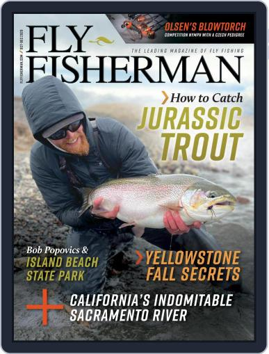 Fly Fisherman Magazine (Digital) October 1st, 2020 Issue Cover