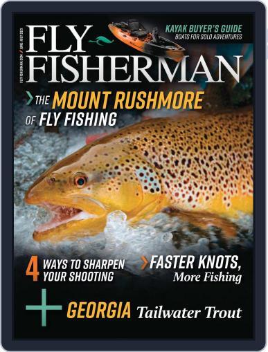 Fly Fisherman Magazine (Digital) June 1st, 2021 Issue Cover