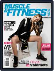 Muscle & Fitness Hers South Africa Magazine (Digital) Subscription July 1st, 2021 Issue