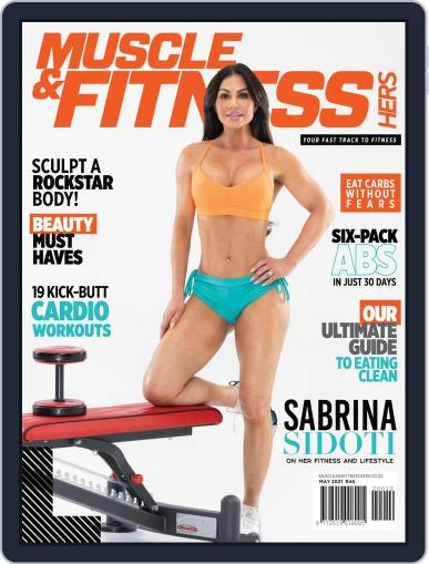 Muscle & Fitness Hers South Africa Magazine (Digital) May 1st, 2021 Issue Cover