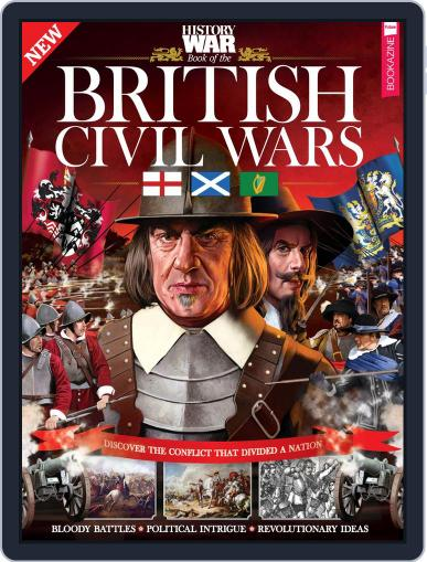 History Of War Book Of The British Civil Wars March 1st, 2017 Digital Back Issue Cover