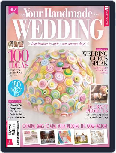 Your Handmade Wedding March 1st, 2017 Digital Back Issue Cover