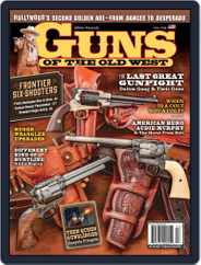 Guns of the Old West Magazine (Digital) Subscription August 1st, 2020 Issue