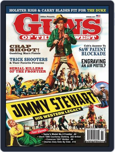 Guns of the Old West Magazine (Digital) April 1st, 2021 Issue Cover