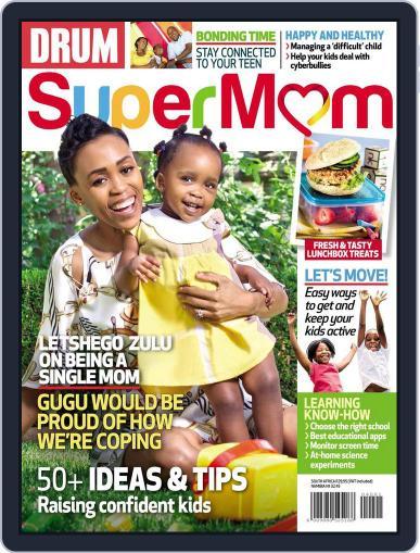 DRUM Supermom March 1st, 2017 Digital Back Issue Cover
