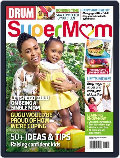 DRUM Supermom Magazine (Digital) March 1st, 2017 Issue Cover