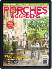 Porches & Gardens Magazine (Digital) Subscription March 1st, 2017 Issue