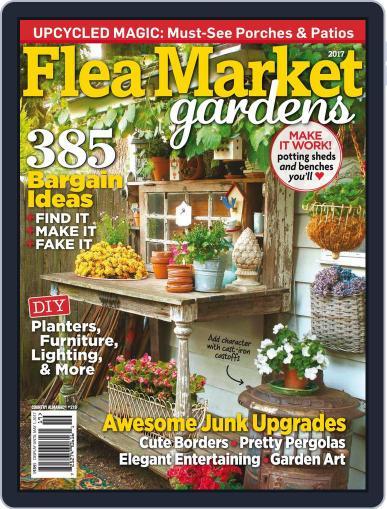 Flea Market Gardens Magazine (Digital) March 1st, 2017 Issue Cover