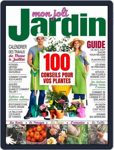 Mon Joli Jardin March 1st, 2017 Digital Back Issue Cover