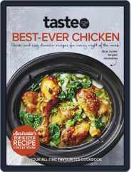 taste.com.au Cookbooks Magazine (Digital) Subscription March 1st, 2021 Issue
