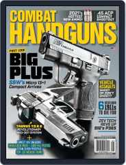 Combat Handguns Magazine (Digital) Subscription July 1st, 2021 Issue