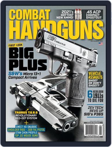Combat Handguns Magazine (Digital) July 1st, 2021 Issue Cover