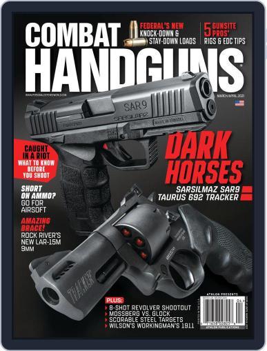 Combat Handguns Magazine (Digital) March 1st, 2021 Issue Cover