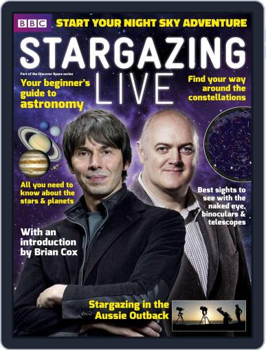 Stargazing Live March 1st, 2017 Digital Back Issue Cover