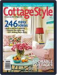 Country Collectibles Cottage Style Magazine (Digital) Subscription May 29th, 2017 Issue
