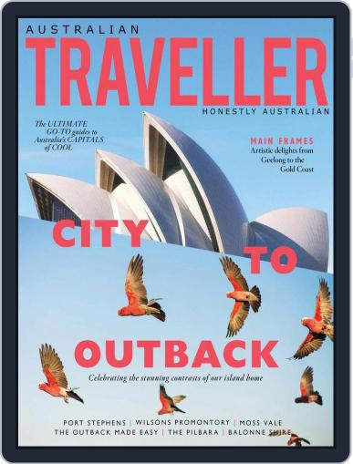 Australian Traveller Magazine (Digital) February 1st, 2021 Issue Cover