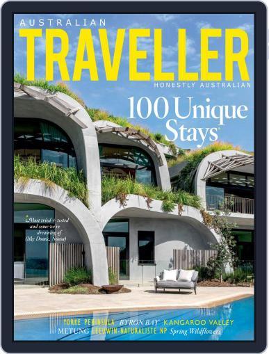 Australian Traveller Magazine (Digital) September 1st, 2021 Issue Cover