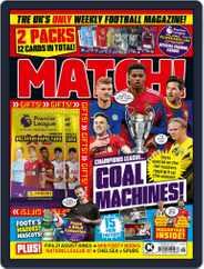 MATCH! Magazine (Digital) Subscription November 24th, 2020 Issue
