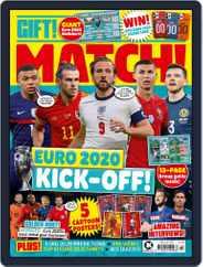 MATCH! Magazine (Digital) Subscription June 1st, 2021 Issue